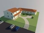 Postavljanje kamena temeljca za izgradnju Doma za siromašne