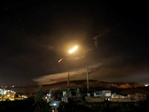 Izrael raketirao Siriju