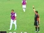 Upoznajte Argentinca koji je za 10 sekundi zaradio dva žuta kartona