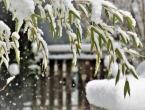 U Bosni snijeg