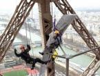 Eifellov toranj postao proizvodit će energiju iz vjetra