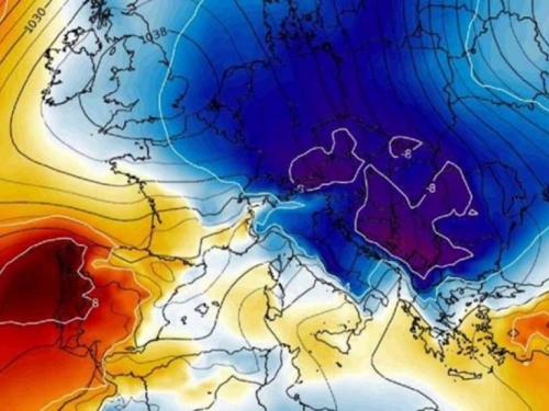 Stiže ledeni arktički val