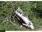 Pao mali zrakoplov kod Konjica