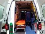 Prometna u Prozoru, ozlijeđeni prebačen u Mostar