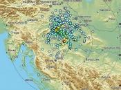 Serija snažnih potresa u Hrvatskoj
