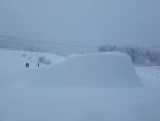 Objavljena visina snježnog pokrivača u BiH, najavljen i novi snijeg