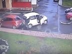 VIDEO: Kakav vozač! Tri automobila u 40 sekundi...