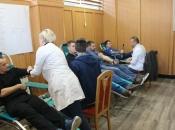FOTO: U Prozoru održana vanredna akcija darivanja krvi