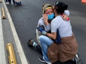 Meksiko pogodio razoran potres, izdano upozorenje za tsunami