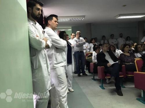HNŽ: Liječnici 19. ožujka obustavljaju rad