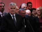 Čović: Izborni zakon preduvjet za koaliranje