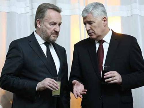 Čović i Izetbegović odlučili: Idući sastanak sa svjedocima sporazuma u Mostaru