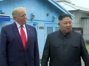 Trump: Sjajan sastanak s Kimom, raduje me ponovni susret