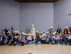 """Sv. Nikola darivao djecu iz vrtića """"Ciciban"""""""