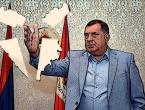 Dodik poziva na miran razlaz BiH, bez visokog predstavnika