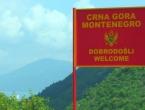 Crna Gora otvorila granice za državljane BiH, Hrvatske i Srbije