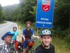 FOTO: Biciklom od Požeških Sesveta do Rame, od Rame do Kotora