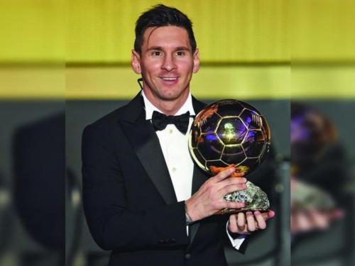 """Šesta """"Zlatna lopta"""" za Lionela Messija"""