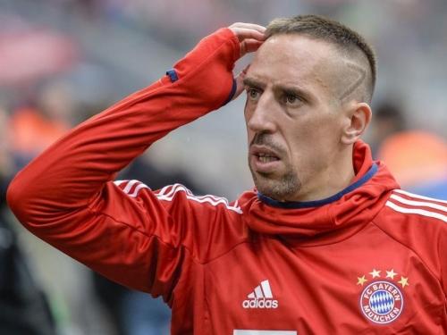 Bayern oštro kaznio Riberyja