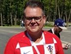 Hrvat došao u hrvatskom dresu na utakmicu Srbije
