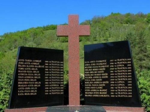 Prošlo 28 godina od ratnog zločina Armije BiH nad Hrvatima u Trusini