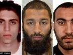 Identificiran treći osumnjičeni za napad u Londonu