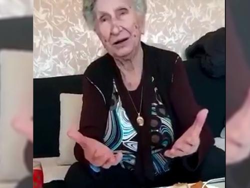 Hercegovačka baka: Zvali je iz doma zdravlja da se cijepi, evo što im je poručila