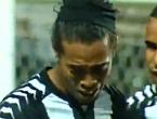 Ronaldinho zabio golčinu pa se rasplakao