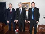 Predsjedatelj predsjedništva BiH dr. Dragan Čović u EPHZHB-u