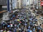 Tisuće ljudi izašle na mirni prosvjed na ulice Hong Konga