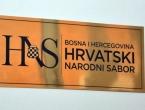 Počelo zasjedanje Hrvatskog narodnog sabora