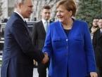 Merkel s Putinom o Bjelorusiji