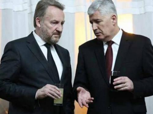 Čović: Da nije međunarodne zajednice mi sa SDA ne bi ni sjedili ni razgovarali