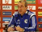 Izbornik Baždarević objavio popis 32 igrača, dosta novih imena