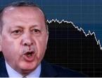 Dramatičan pad turske valute, očajni Erdogan zove narod u pomoć