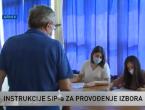Na izbore uz epidemiološke mjere - Strogo se držati instrukcija SIP-a