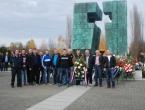 FOTO: Ramski rekreativci na 25. obljetnici stradanja Vukovara