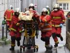 Stravičan napad u Parizu: Dvoje ljudi izbodeno blizu bivše redakcije Charlie Hebdoa