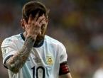 Messi opet pognute glave