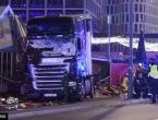 Vozač poljskog kamiona izboden i upucan u Berlinu