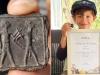 Mališan u Izralu našao pločicu staru 3500 godina