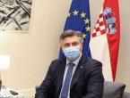 Plenković: Nikada se nije raspravljalo o uvođenju policijskog sata