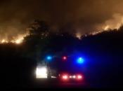 HNŽ: Vatrogasci bez prekida gase na desetke požara