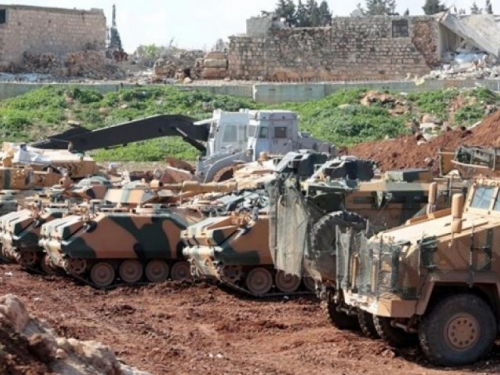 Turske snage ušle u Afrin