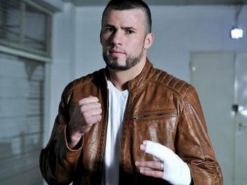 Damir Beljo najbolji profesionalni boksač u BiH