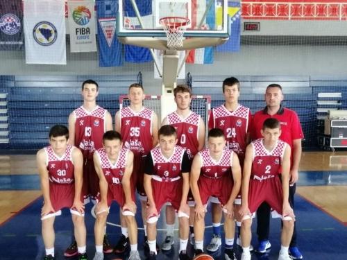 Poraz kadeta Rame u polufinalu kupa KS HB