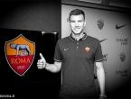 VIDEO: Džeko službeno predstavljen kao novi igrač Rome