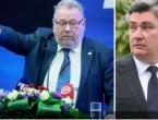 Milanović: Ovo za mene nije Dan državnosti; Šeks: Pokrenuti opoziv predsjednika!