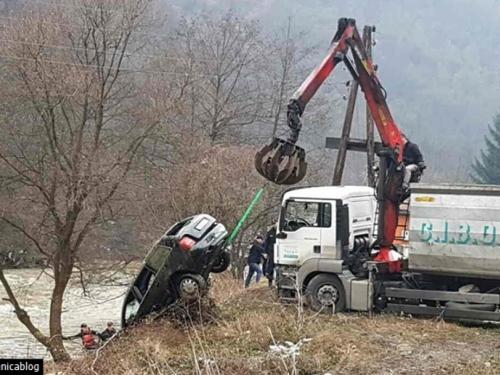 U Lašvi pronađena beživotna tijela dvojice nestalih mladića iz Zenice