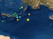 Snažan potres u Mediteranu: 5,9 stupnjeva zatreslo Grčku, Tursku i Cipar